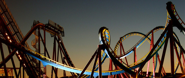 What's It Like Working at a Startup? It's a Roller Coaster.