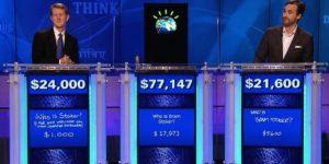 Watson Wins Jeopardy